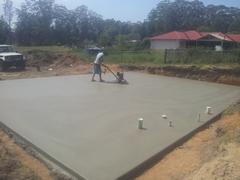 rural concreting