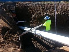 Excavation and Preparation